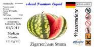 Wassermelone Sturm Liquid by e-head 11 mg / ml