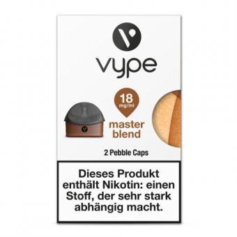 Master Blend VYPE Pepple Cap