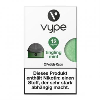 Tingling Mint VYPE Pepple Cap