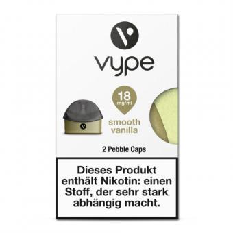 Vanilla VYPE Pepple Cap