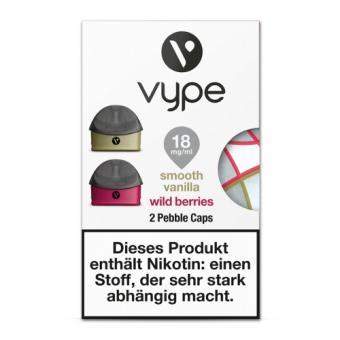 Multi Flavour VYPE Pepple Cap