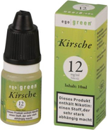 ego green Liquid Kirsche 10 ml
