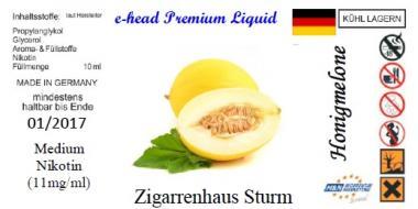 Honigmelone Sturm Liquid by e-head