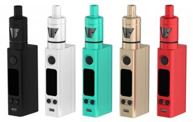 eVIC VTC Mini Joyetech & TRON-S Full-Kit - 75 W