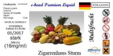 Tutti Frutti Sturm Liquid by e-head