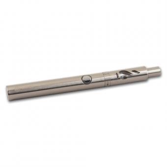 E-Zigarette DAMPFANSTALT subBaze silber bis 30 W 900 mAh 0,5 Ohm