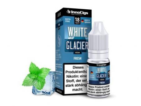 InnoCigs White Glacier Fresch Aroma - Liquid  10 ml