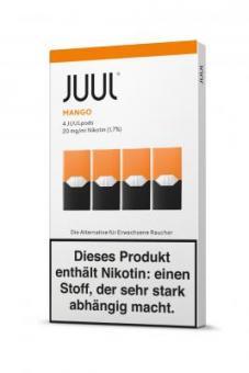 JUUL Pods Mango 4er Pack