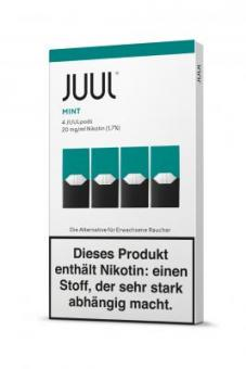 JUUL Pods Mint 4er Pack