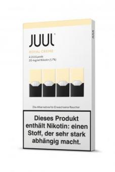 JUUL Pods Royal Creme 4er Pack