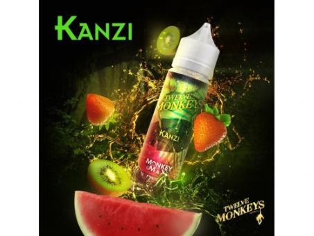 Twelve Monkeys 'Kanzi' 50 ml nikotinfrei
