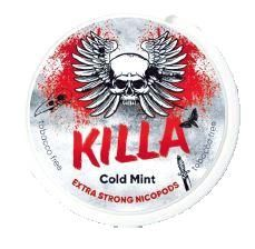 Killa Cold Mint Extra Strong Nicopods