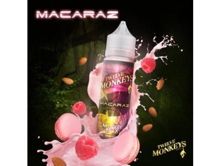 Twelve Monkeys 'MacaRaz ' 50 ml nikotinfrei