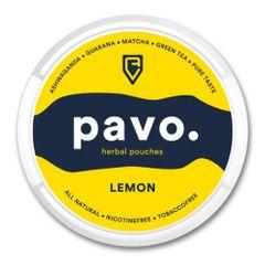 Pavo Lemon Herbal Pouches