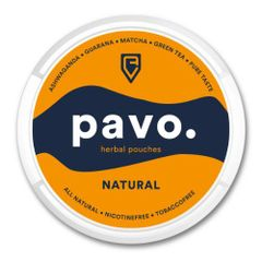 Pavo Natural Herbal Pouches