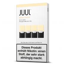 "JUUL Refill Kit ""Royal Creme""  18 mg Nikotin"