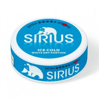 SIRIUS Ice Cold Chewing Bags