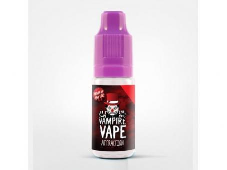 Vampire Vape Attraction E-Zigaretten Liquid  10 ml
