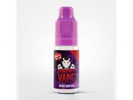 Vampire Vape Berry Menthol E-Zigaretten Liquid 10 ml