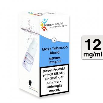 E-Liquid HAPPY LIQUIDS Maxx Tobacco Blend